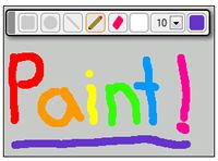 HTML5 jQuery Paint Plugin