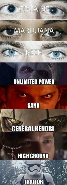 New memes hilarious humor star wars ideas Star Wars Trivia, Star Wars Witze, Star Wars Jokes, Star Wars Facts, Stupid Funny Memes, Hilarious, Top Funny, Cuadros Star Wars, Rasengan Vs Chidori