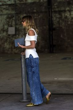 The Best Street Style From Fashion Week Down Under