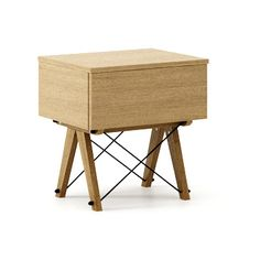 Single Bedside Table