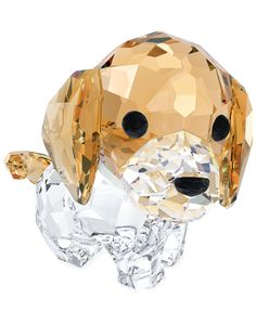 Swarovski Collectible Figurine, Max the Beagle