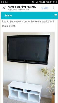PVC cord hider