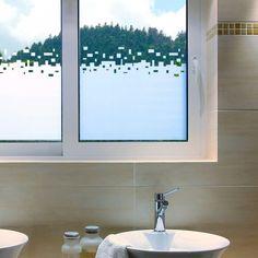 Une paire de Brise-bise adhésive dépoli à effet givré, pour rendre vos vitres opaques. Stickers dépolis pour une décoration plus intime. Adhésif occultant la vue, pour vitre, à utiliser comme rideau.