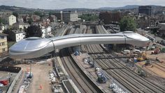 Landmark Newport Station combines iconic design with engineering excellence