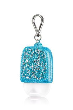 Glitzy Gems - Turquoise PocketBac Holder - Bath & Body Works - Bath & Body Works