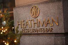 The Heathman Hotel - Portland  #FiftyShades