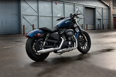 Undecided on which bike to buy...this (Harley Davidson 883 Iron) or the Honda Shadow Phantom.