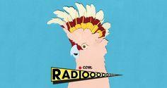 """Radiooooo.com - The Musical Time Machine - """"Radiooooo"""" er en en sjov og anderledes musikafspiller, hvor du skal vælge et land på kortet og derefter et årti. Herefter kan du høre hvilken musik, der var særligt populær i radioen netop dér og netop da"""