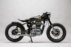 Royal Enfield Custom Bike Build Off