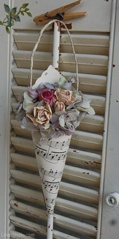 Shabby Chic Crafts home flowers decorate shabby chic ideas craft