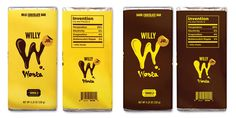 Willy Wonka Jr. – Packaging Inspired Marketing