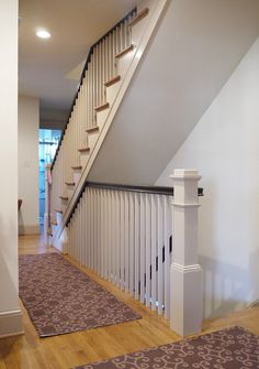 Add second floor sta