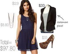 blazer & dress love!