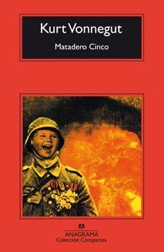 Matadero Cinco - Editorial Anagrama