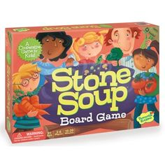 Shop for Peaceable Kingdom Stone Soup Cooperative Board Game. Free Shipping on orders over $45 at Overstock.com - Your Online Toys & Hobbies Outlet Store! Get 5% in rewards with Club O! - 15884796