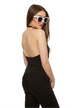 Backless Wrap Top - ΡΟΥΧΑ -> Μπλούζες | Made of Grace