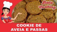 Cookie de Aveia e Passas | Bete Cooking #9