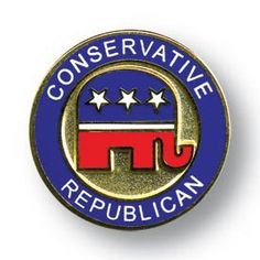 Conservative Republican -- that's me.