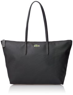 Lacoste L.12.12 Concept Large Shopping Bag Black  89 SHIPS FREE or PICK UP  IN 061efabd49