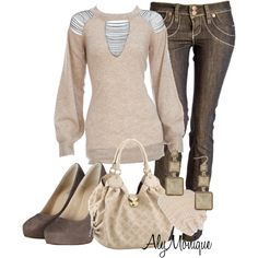 Untitled #245, created by alysfashionsets on Polyvore