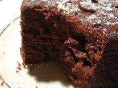 Recetas: budín de chocolate | Recetas Dulces | cookcina