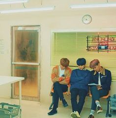 Bangtan boys in Spring Day mv, aww they fell asleep Seokjin, Namjoon, Jimin Jungkook, Taehyung, K Pop, Bts You Never Walk Alone, Dramas, Cypher Pt 4, Bts Spring Day