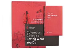 Columbus College of Art and Design Admissions Campaign