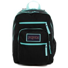 JANSPORT Big Student Overexposed Backpack ($46) ❤ liked on Polyvore featuring bags, backpacks, strap bag, day pack backpack, jansport daypack, jansport rucksack and jansport backpack