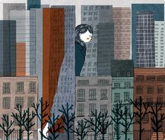 New York Times - About Today - Illustration by Lizzy Stewart