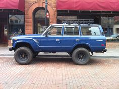 Land Cruiser via Flickr