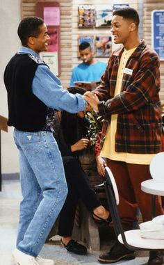 Good Mad For Plaid Part from Will Smith us Craziest Looks on The Fresh Prince of Bel Air