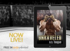#ReviewPost #MustRead Unraveled by A.S. Teague