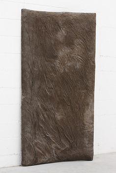 michael dean _n_ (Working Title) 2013 concrete 187 x 97 x 36 cm