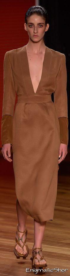 ALEXANDRE HERCHCOVITCH Summer 2016 Ready-to-Wear