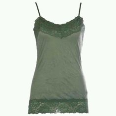 CRINKLE LACE CAMI-evanity.com or vanity stores 2xl any or all colors lol