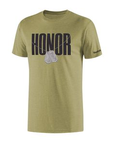 CrossFit HQ Store- Men's Honor Tee - Short Sleeve Tees - Men Buy Authentic CrossFit T-Shirts, CrossFit Gear, Accessories and Clothing