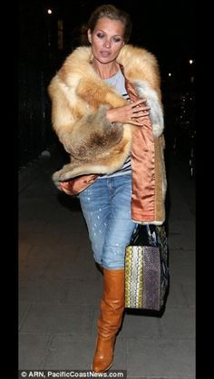 Kate + fur