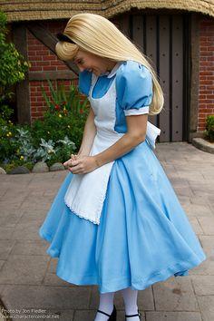 EPCOT Alice