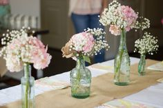 Shabby Chic Baby Shower Party Ideas | Photo 3 of 39