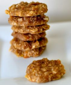 If you like coconut and bananas, then these are The Healthiest And Easiest 2 Ingredient Cookies You Will Ever Make. A super easy to make recipe that is gluten free, dairy free, and contains no refined sugars!