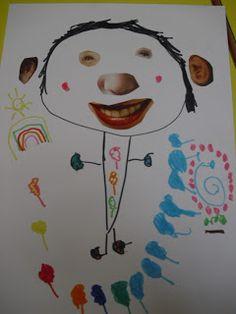 Treball dels sentiments i les emocions petits grans artistes Marvellous Me, Gestalt Therapy, Craft Corner, Eyfs, Speech And Language, Human Body, Art For Kids, Preschool, Classroom