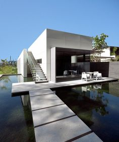 SCDA Architects – Lakeshore View House, Sentosa, Singapore