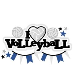 I Heart Volleyball Title: Miss Kate Cuttables--  scrapbook cut file cute clipart files for silhouette cricut pazzles free svgs free svg cuts cute cut files