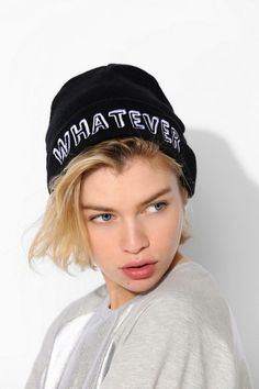 Local Heroes Whatever Beanie #urbanoutfitters