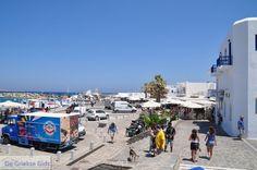 Stadje Naoussa Paros | Cycladen