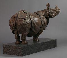 Indian Rhino, by Nick Bibby.  -nb160414_0003-edit
