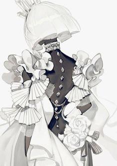 Fantasy Character Design, Character Drawing, Character Design Inspiration, Amazing Drawings, Amazing Art, Pretty Art, Cute Art, Manga Art, Anime Art