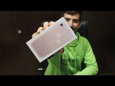 Unboxing do novo iPhone 7 – O futuro é Mac