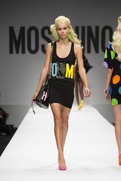 MOSCHINO WOMAN SPRING / SUMMER 2015