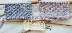 Pearl Brioche stitch pattern: An introduction to Brioche knitting - So Woolly Knitted Blankets, Knitted Hats, Crochet Hats, Knitting Videos, Knitting Stitches, Kt Tape Knee, Knit Stitches For Beginners, Easy Baby Knitting Patterns, Learn How To Knit